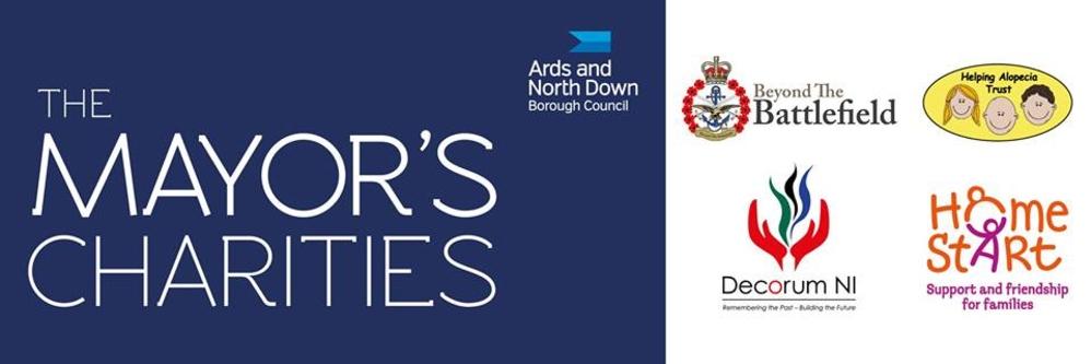 Logos of Mayor's Charities